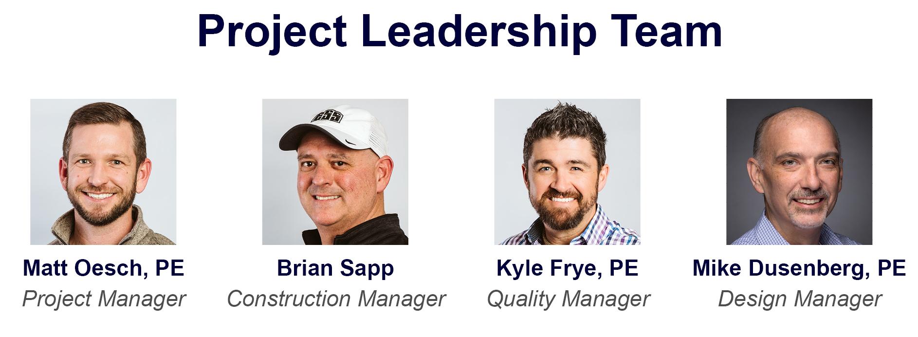 Project Leadership Team-1